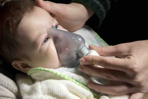 Paciente con asma infantil