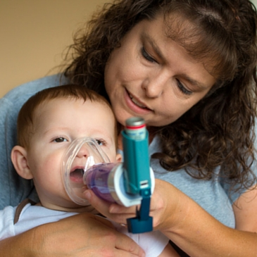 Asma en menores de 5 años