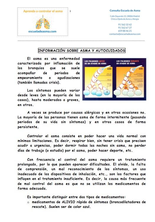 Información de Autocuidados en Asma (escueladeasma.com)