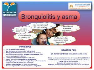 Curso de bronquiolitis y asma - Amapamu