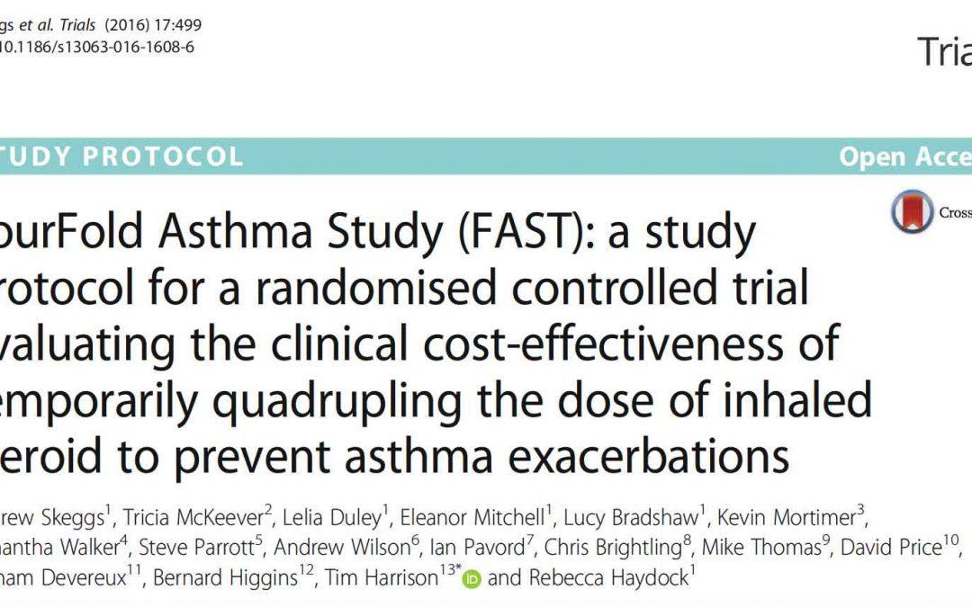 Prevenir las crisis de asma aumentando temporalmente los antinflamatorios bronquiales