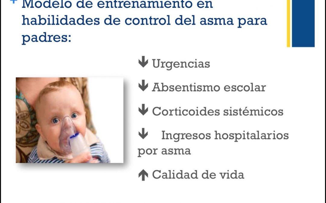 ¿Reducir urgencias e ingresos por asma infantil?