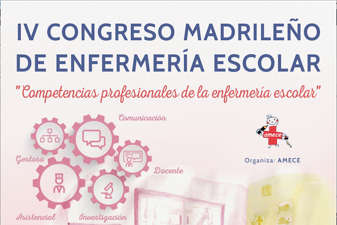 IV CONGRESO MADRILEÑO DE ENFERMERÍA ESCOLAR