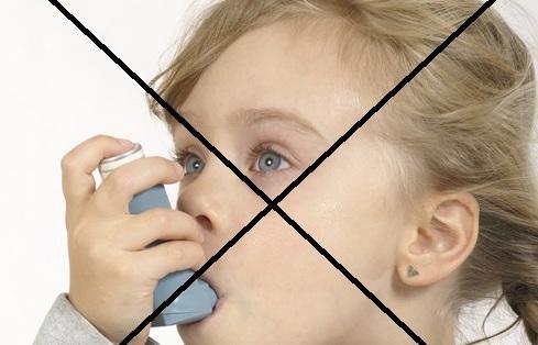 Inhaladores presurizados: mejor con aerocámara
