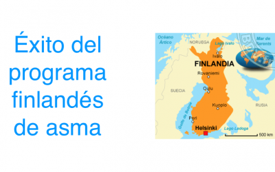 Éxito del programa finlandés de asma