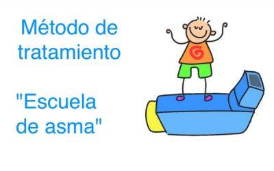"""Método participativo """"Escuela de asma"""""""