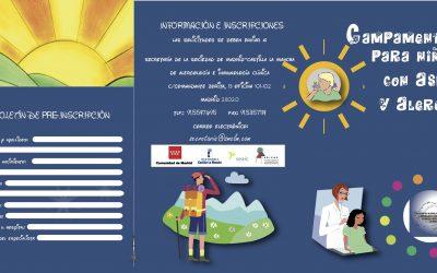 Edición 2017 del campamento para niños con asma de la SMCLM