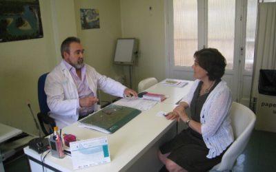 Preparación del paciente para una consulta médica