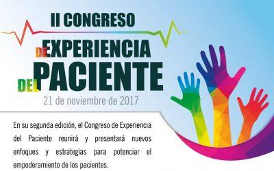 Taller de asma en el II Congreso de Experiencia del Paciente (Madrid 21/Nov/17)