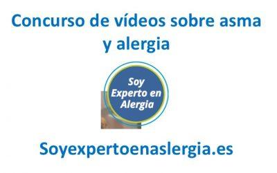 ¡Anímate a participar en el concurso de vídeos sobre asma y alergia!